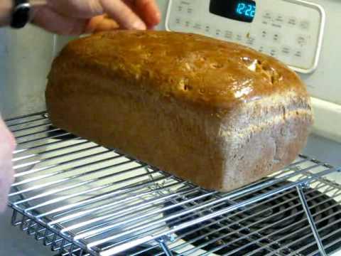 Making Bread Crust Soft