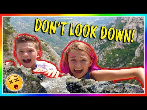 DON'T LOOK DOWN! | VISITING SPAIN | We Are The Davises