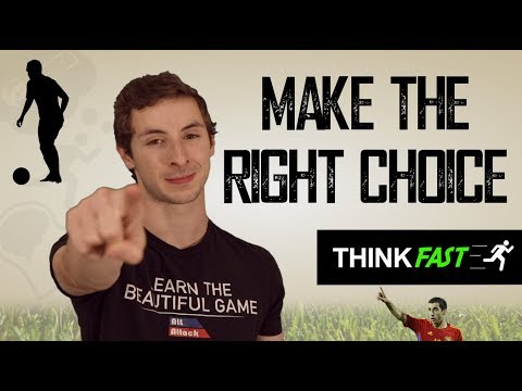 Make the Right Choice! | Attacking Midfield ThinkFast