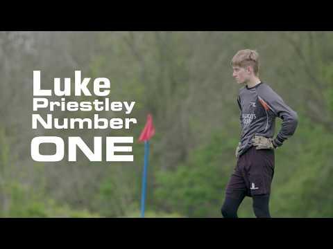Luke Priestley - Soccer Scholarship - May '17