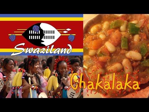 Swaziland!! Zulu Tongue Twisters, Chakalaka, Siswati Proverbs