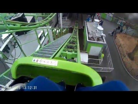 Accelerator POV @ Drayton Manor Theme Park