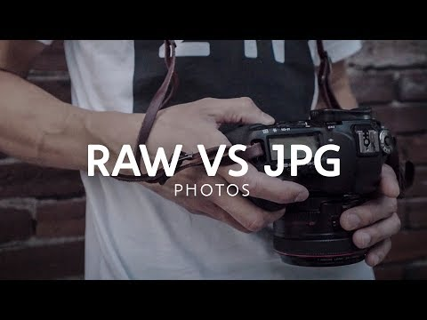 RAW vs JPG: Why You Should Be Shooting In RAW