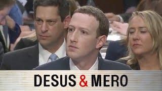 Mark Zuckerberg Faces Congress