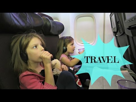 Kids First Long Haul Flight To Orlando | Part 1/5 | Virgin Holidays & Universal Orlando Resort