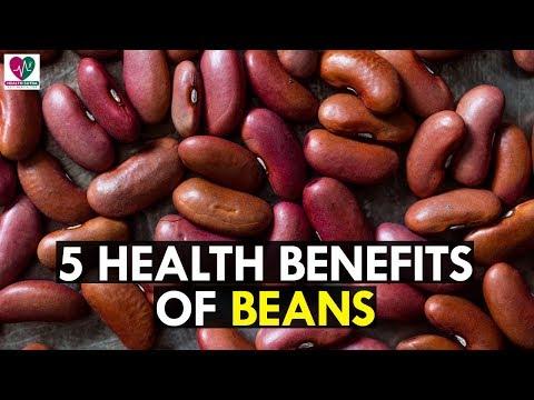 5 Amazing Health Benefits of Beans