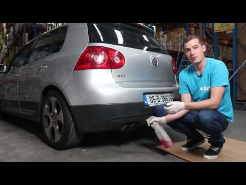 Project GTI: How To Clean Your Exhaust Tips -MicksGarage.Com