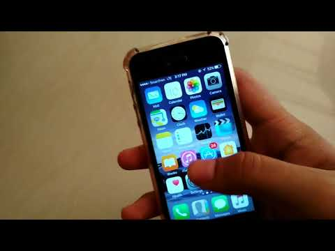 Test Jaringan 4G Smartfren di iPhone 5 A1428