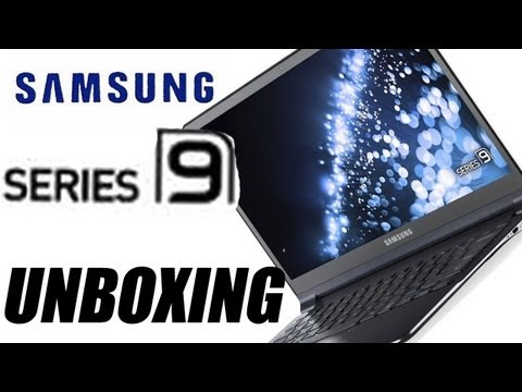 [HD] NP900X4B 13.3 Samsung Series 9 Unboxing and First Look