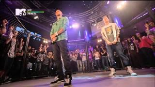 MTV SPIT 2013 -  NERONE VS FRED DE PALMA (STAGIONE 2 - EPISODIO 2)