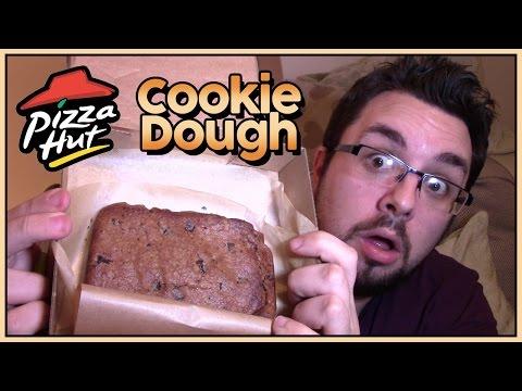 Pizza Hut Cookie Dough Review