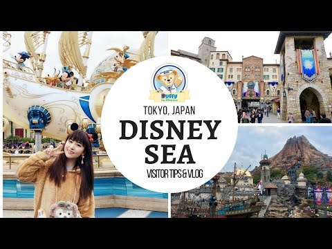 Tokyo Disneysea | Japan Disney Parks - Tips You Must Know Before You Go & Vlog | 東京ディズニーシー