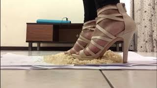 Indian Goddess Crush Noodles in High Heels