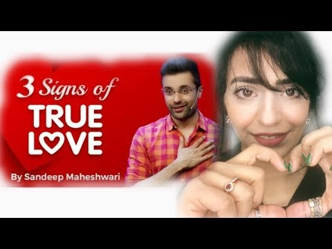 Pakistani Reacts to | 3 Signs of TRUE LOVE - By Sandeep