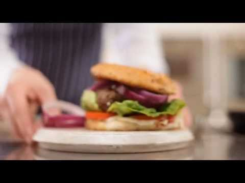 M&S Food: How to Make Homemade Beef Burgers