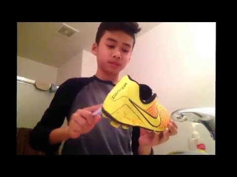 How To Clean Your Soccer Cleats