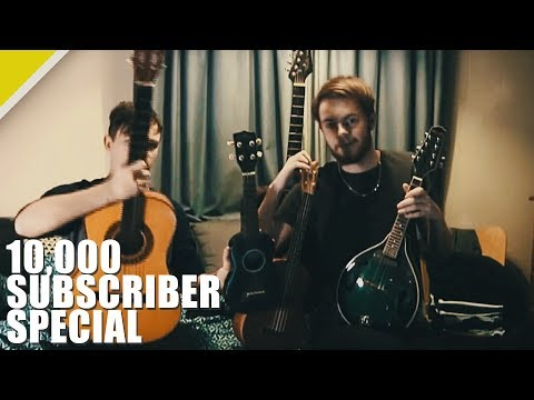 10,000 Sub Special! | Let's Write Street Music