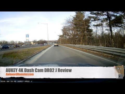 AUKEY 4K Dash Cam DR02 J Review