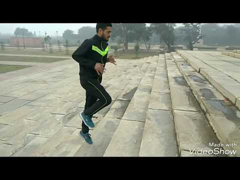 Long jump & high jump improve exercise