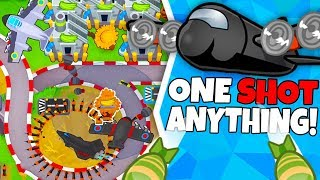 How Long Can You Survive With Pat Fusty? (Bloons TD 6