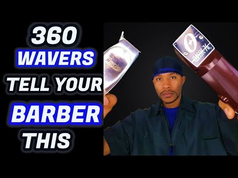 360 waves: WHAT TO TELL YOUR BARBER WHEN GETTING A 360 WAVE HAIR CUT