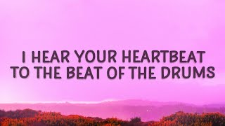 Kesha - Die Young (Lyrics) | I hear your heartbeat to the beat of the drums