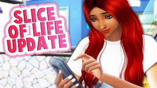 the sims 4 slice of life mod Videos - 9tube tv