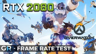 Overwatch benchmark gameplay test  Videos - 9tube tv