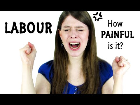 How painful is LABOUR?