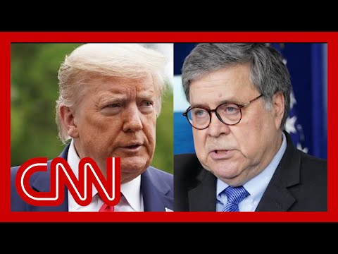 Trump 'surprised' by Barr's Obama comments
