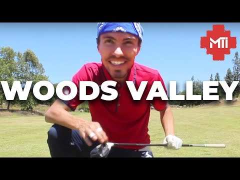 Golf Course Vlog - PGA Tour Driven at Woods Valley with Blaire and Kyle Pt 2