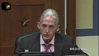 Trey Gowdy and Official Discuss Difficult Relationship Overseas 10/19/17