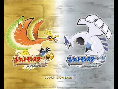Pokemon HeartGold and SoulSilver - Lighthouse/Mt. Silver Cave