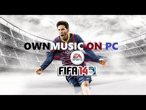 How to add custom music to FIFA 14 on PC (TXCG)