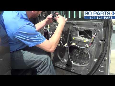 Replace 2003-2008 Toyota Corolla Interior Door Handle, How to Change Install 2004 2005 2006 2007