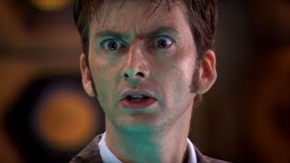 """what?!"" -  Donna Noble Arrives On The Tardis 