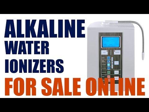 Alkaline Water Ionizers For Sale Online