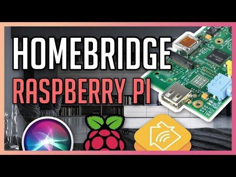 Installer HomeBridge sur une Raspberry PI • Solution de domotique HomeKit Apple