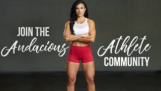 Join My Training Community | Audacious Athlete Phase 4 Available Now