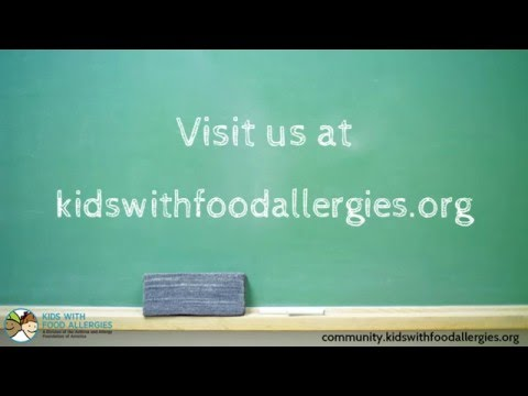 Things We Want You to Know About Food Allergies