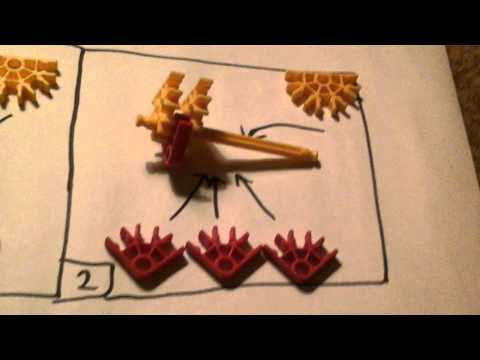 How to build a small gun out of Knex