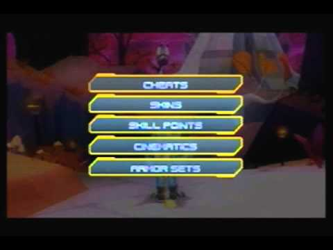 Ratchet&Clank PSP Full Screen Scale test