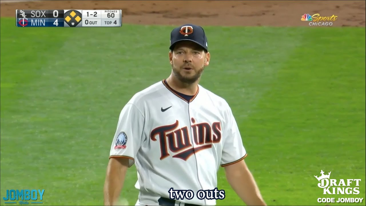 Twins and White Sox Are all confused on a dropped line drive, a breakdown