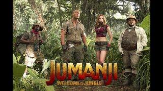 JUMANJI: WELCOME TO THE JUNGLE - Official International Trailer