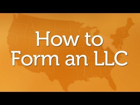 Forming an LLC in Utah