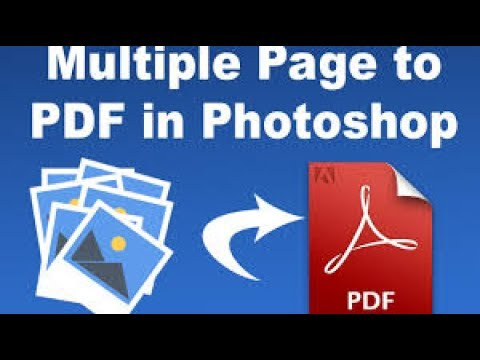 How to convert multiple jpg files to one pdf file
