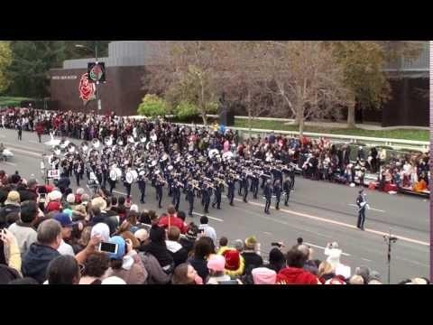 United States Air Force Total Force Band - 2017 Pasadena Rose Parade