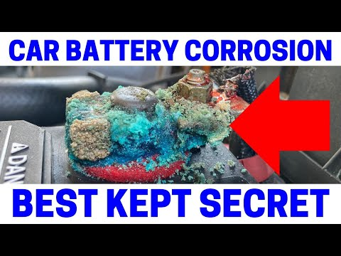 How To Clean Car Battery Terminals Fast