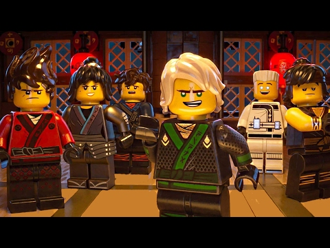 LEGO Ninjago Movie - New character pictures!