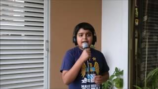 Love You Zindagi - Karaoke Singing By Deepansh